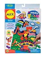 ALEX Toys クラフトスティッキー フォーム恐竜