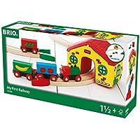 BRIO マイファーストBRIOレールセット 33700