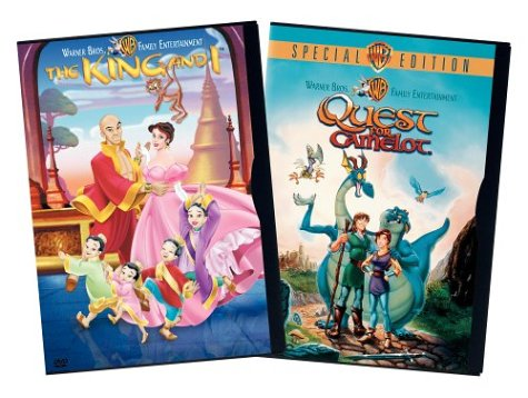 The King and I/Quest for Camelot