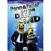 Penn & Teller: Off the Deep End [DVD] [Import]