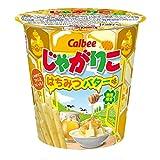 カルビー じゃがりこ はちみつバター味 52g×12個