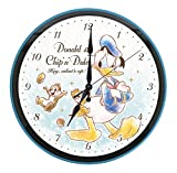 ティーズ ディズニー 時計 Dear Friends ウォールクロック ドナルド&チップデール DN-5520042DO
