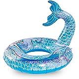 人魚 浮き輪 子供用 ビッグサイズ プールフロート 海水浴ボート 泳ぎトレーナー 水遊びに大活躍 ビーチグッズ おもちゃ
