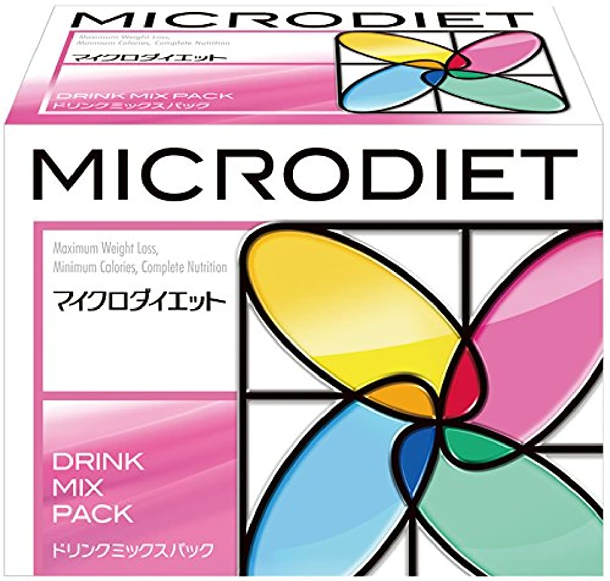 モチーフ近所の飼料マイクロダイエット ドリンクミックスパック 14袋