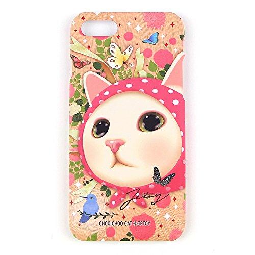 JETOY(ジェトイ) iPhone7ハードケース/ピンクず...