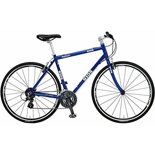 GIOS(ジオス) クロスバイク MISTRAL GIOS BLUE 480mm