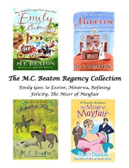 The M.C. Beaton Regency Collection by [Beaton, M.C.]