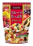日清シスコ GooTaフルーツたっぷりグラノーラ 230g×6袋
