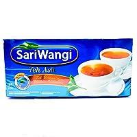Sari Wangi サリワンギ Teh Asli ティー アスリ 25パック × 3個セット [並行輸入品][海外直送品]