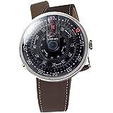 【100個限定】klokers(クロッカーズ) 時計klok01d8と専用ベルト ブラウン mc4のセット klok01d8-mc4 腕時計【正規輸入品】