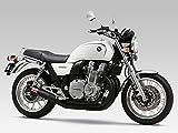 ヨシムラ(YOSHIMURA) バイクマフラー フルエキゾースト 手曲 ストレート サイクロン RSC-VINTAGE 政府認証 B スチールカバー CB1100(/EX 14-) 110-41A-4860 バイク オートバイ
