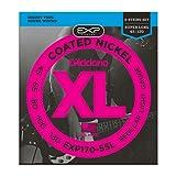 D'Addario ダダリオ ベース弦 EXPコーティング Super Long Scale 5弦 .045-.130 EXP170-5SL 【国内正規品】
