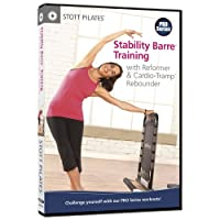 Stability Barre Training With Reformer & Cardio [DVD] [Import]