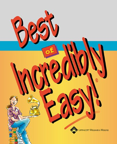 Download Best of Incredibly Easy! (Incredibly Easy! Series®) 1582554463