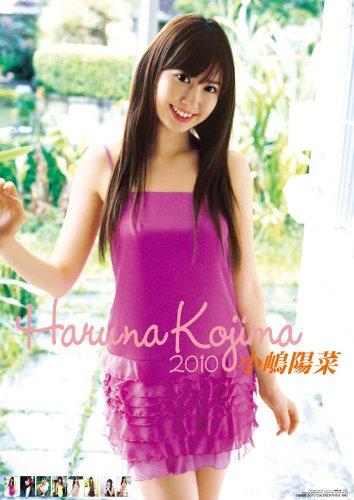 小嶋陽菜 2010年 カレンダー -