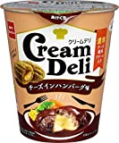おやつカンパニー Cream Deli(クリームデリ)「チーズインハンバーグ味」1箱(12入)