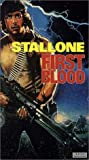 First Blood [VHS] [Import]