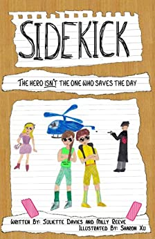 Sidekick by [Reeve, Milly, Davies, Juliette]