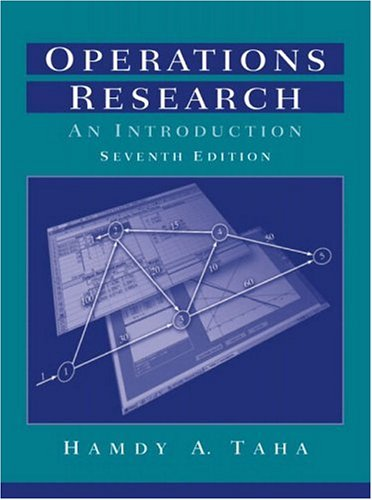 Download Operations Research: An Introduction (7th Edition) 0130323748