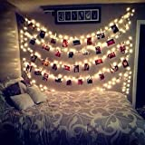 Twinkle Lights,33ft 200LED Fairy Lights with Remote USB Powered,Decorative Lights for Boho Decor Aesthetic Room Decor Cute Th