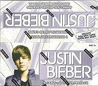 【ジャスティン ビーバー】 Panini Justin Bieber トレーディングカード Pack (パック)
