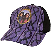 Disney Descendants Girls Purple Baseball Cap [6012]