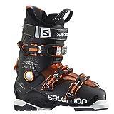 SALOMON(サロモン) アルペン スキー ブーツ クエストアクセス (QUEST ACCESS) 70 L37814300 ブラック/オレンジ トランスル/蛍光 オレンジ 25.5