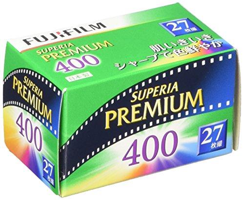 SUPERIA PREMIUM 400 [135 27枚撮 1本]