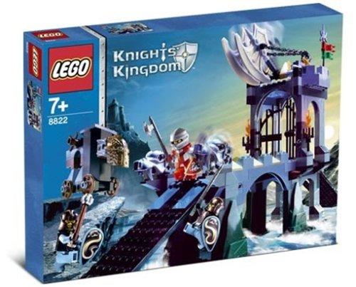 レゴ (LEGO) 騎士の王国 ガーゴイル橋 8822