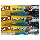 GLAD PRESS'N SEAL グラッド プレス&シール マジックラップ 30cmX43.4m× 6個セット