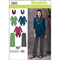 Simplicity Misses Sportswear-14-16-18-20-22 (並行輸入品)