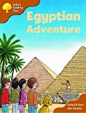 Oxford Reading Tree: Stage 8: More Storybooks (magic Key): Egyptian Adventure