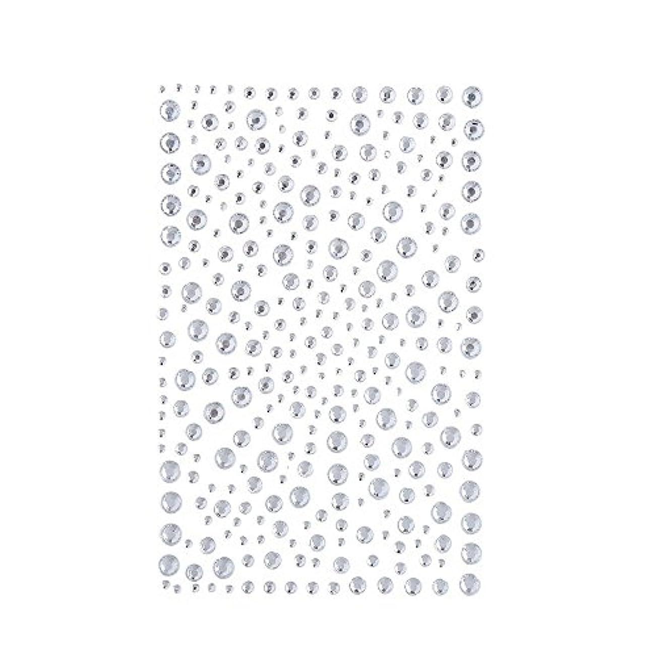 批判するキャリアプレフィックスラインストーン 人工ダイヤモンド スワロフスキー ホットフィックス 325粒 (白)