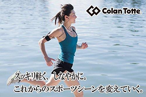 コラントッテ(Colantotte) フレックス ネックI X1 フレックス ブラック×グレー M(約47cm)