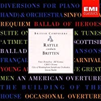 Britten;Diversions for Pia