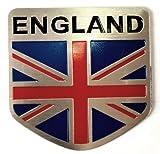 ユニオンジャック イギリス国旗 金属ステッカー エンブレム A