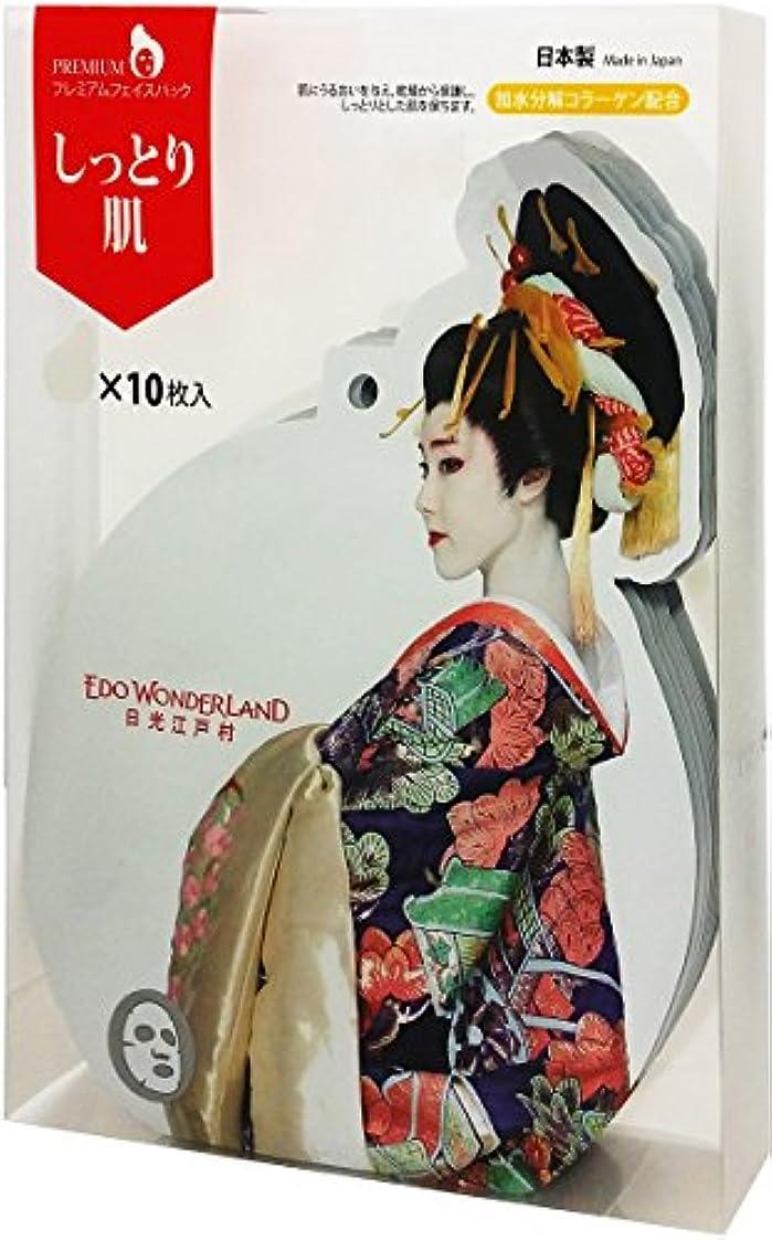 エコーエアコンフラスコOIRANFacePackプレミアムフェイスパック10枚セット(しっとり肌)‐KH2112551