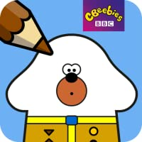 Hey Duggee Colouring