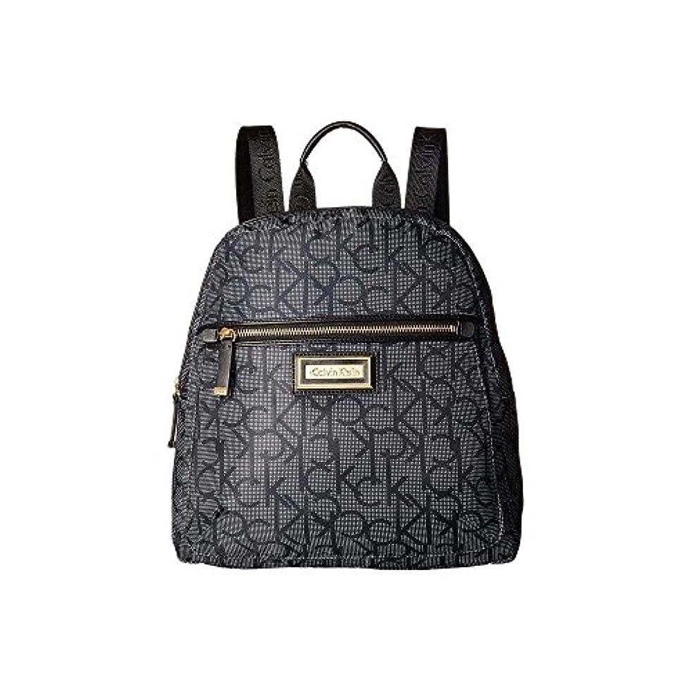 タール思いやり不正(カルバンクライン) Calvin Klein レディース バッグ バックパック?リュック Belfast Dressy Nylon Backpack 並行輸入品