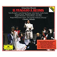 Rossini : Il viaggio a Reims / Abbado, The Chamber Orchestra of Europe