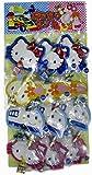 【台紙玩具】 サンリオ巻取 (12付)  / お楽しみグッズ(紙風船)付きセット