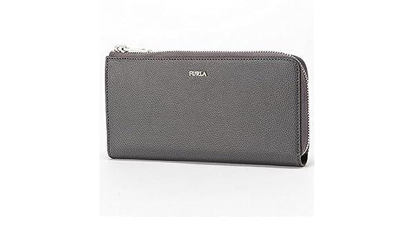 2c78afbef01b Amazon   フルラ(FURLA) マルテ ジップアラウンド ウォレット【ダークグレー/**】   メンズバッグ・財布