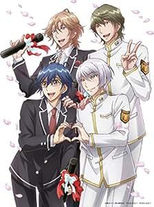 【Amazon.co.jp限定】美男高校地球防衛部LOVE! LOVE! LOVE! DVD(A4ビジュアルシート付き)