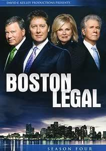 Boston Legal: Season 4 [DVD] [Import]