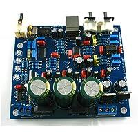 デコーダーボード CS4398 DAC、USB同軸24 192Kデコーダースペアパーツ デコーダ チップス