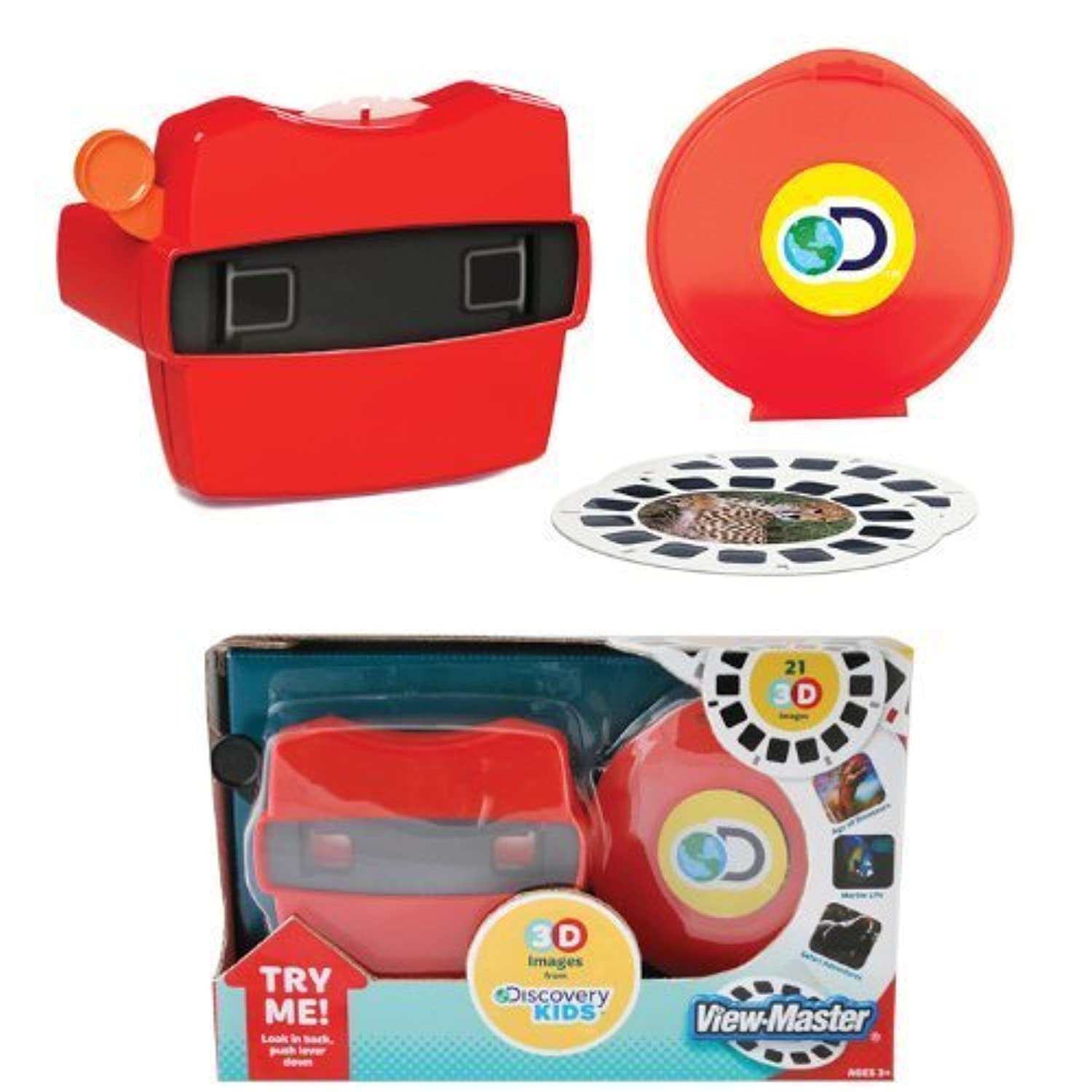 View Master Boxed Set by Schylling [Toy] [並行輸入品]