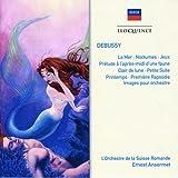 Debussy: La Mer Nocturnes Jeux Clair De Lune Petit