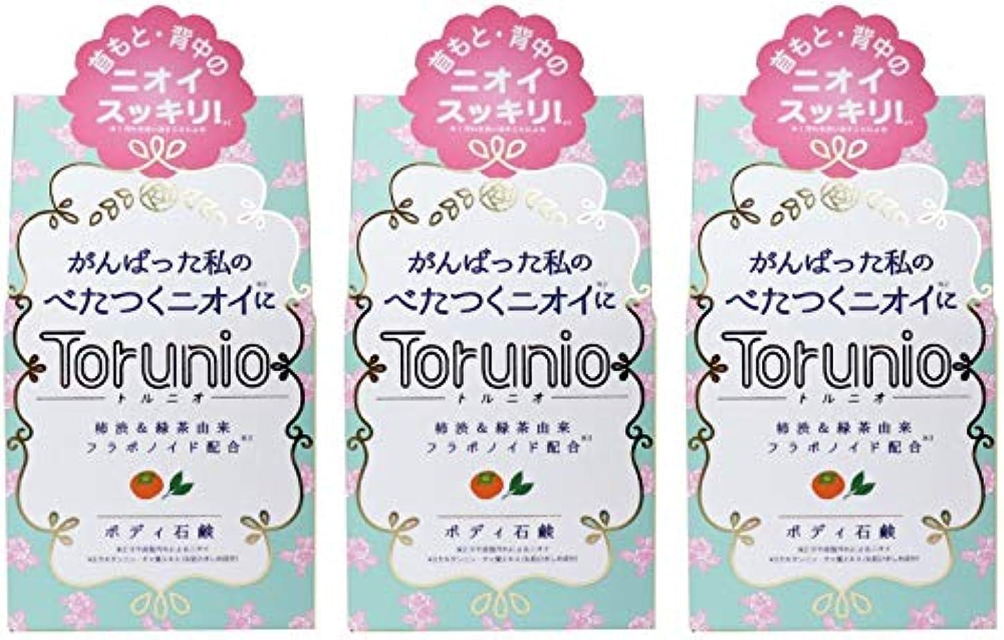 マウス悲しい主権者【まとめ買い】Torunio(トルニオ)石鹸 100g【×3個】