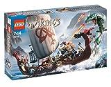 レゴ (LEGO) バイキング バイキングシップ 7018