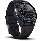 TicWatch Pro 4G LTE Cellular Smartwatch GPS NFC Wear OS by Google Android Health and Fitness Tracker with Calls Notifications
